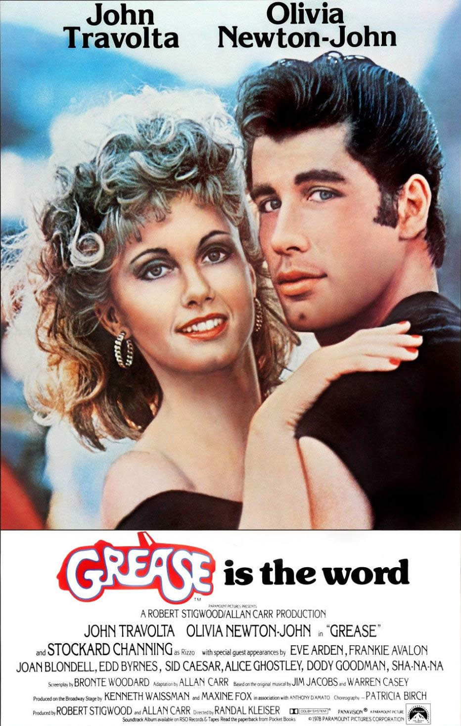Film Night - Grease